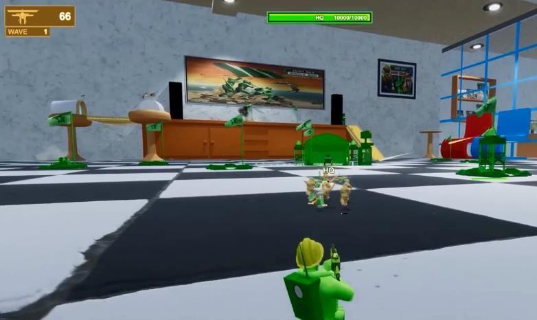 鲤鱼ace玩具士兵模拟器游戏官方版下载图片2