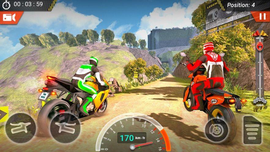 污垢自行车赛2019手机游戏安卓版图片2
