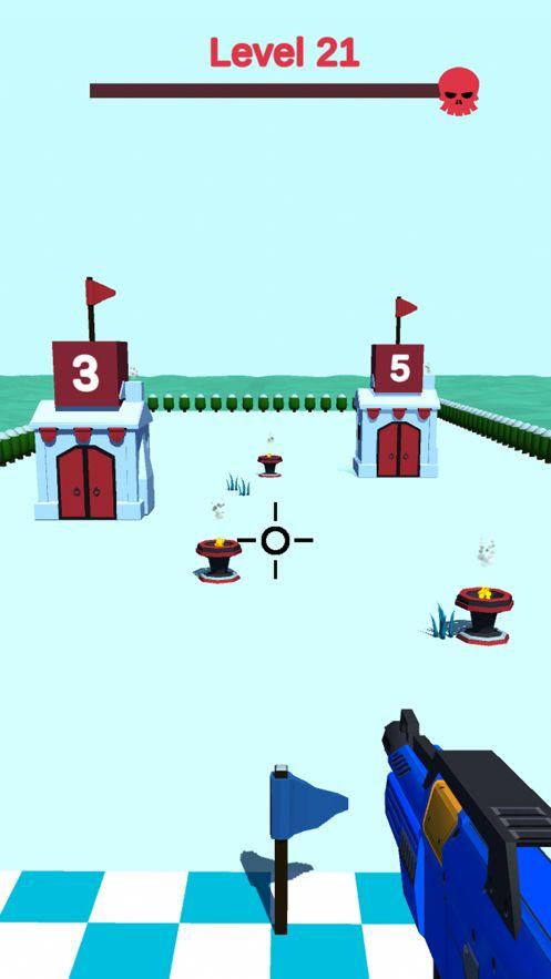 3D头部射击游戏最新安卓版下载图片3