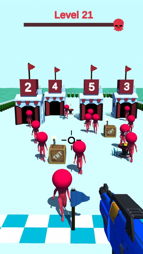 3D头部射击游戏最新安卓版下载图片4