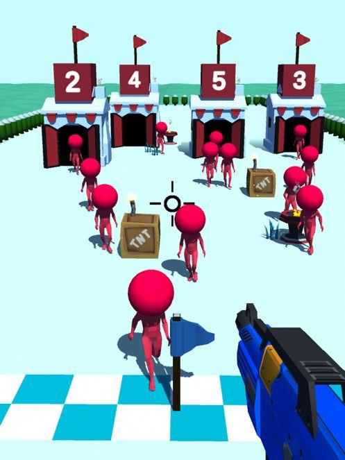 3D头部射击游戏最新安卓版下载图片2