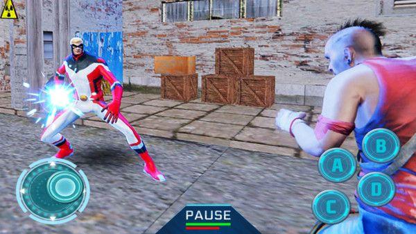 超级蜘蛛侠绳索忍者游戏中文版下载图片2