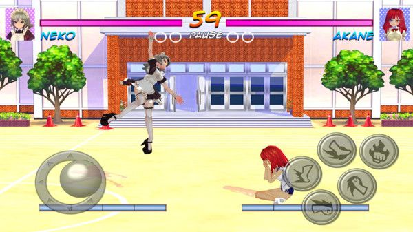 樱花校园格斗之日安卓版图5