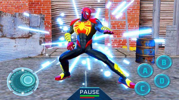 超级蜘蛛侠绳索忍者游戏中文版下载图片1