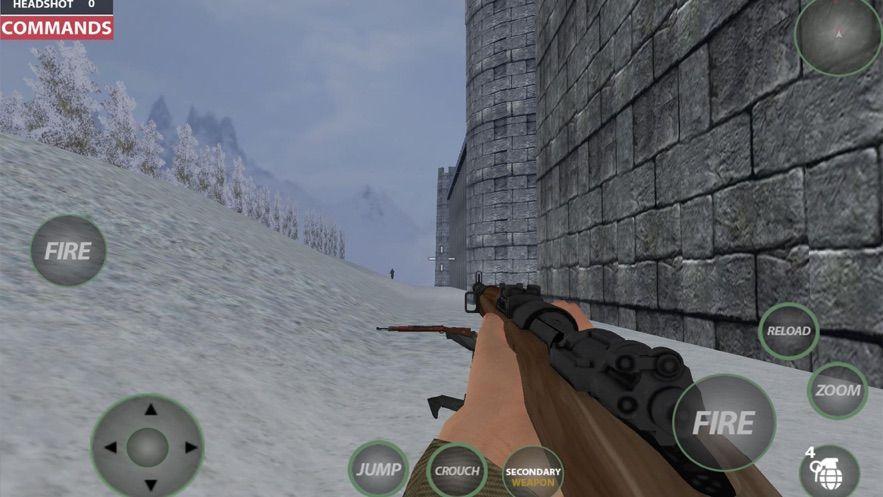 战争射击战斗游戏安卓中文版下载图片3
