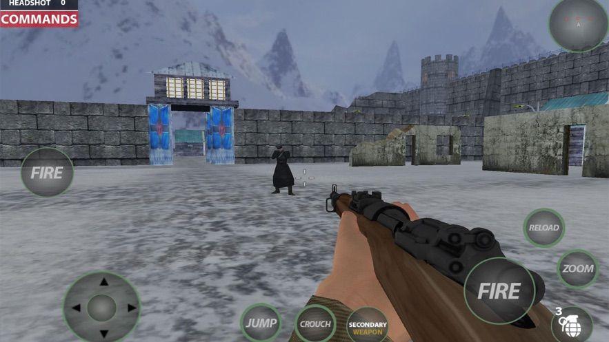 战争射击战斗游戏安卓中文版下载图片1