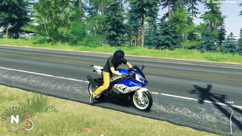 摩托骑手交通比赛3D游戏安卓手机版下载图片2