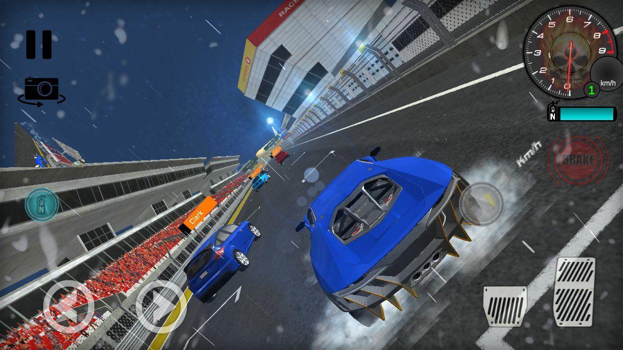 兰博基尼赛车模拟器游戏无限金币破解版下载图片3