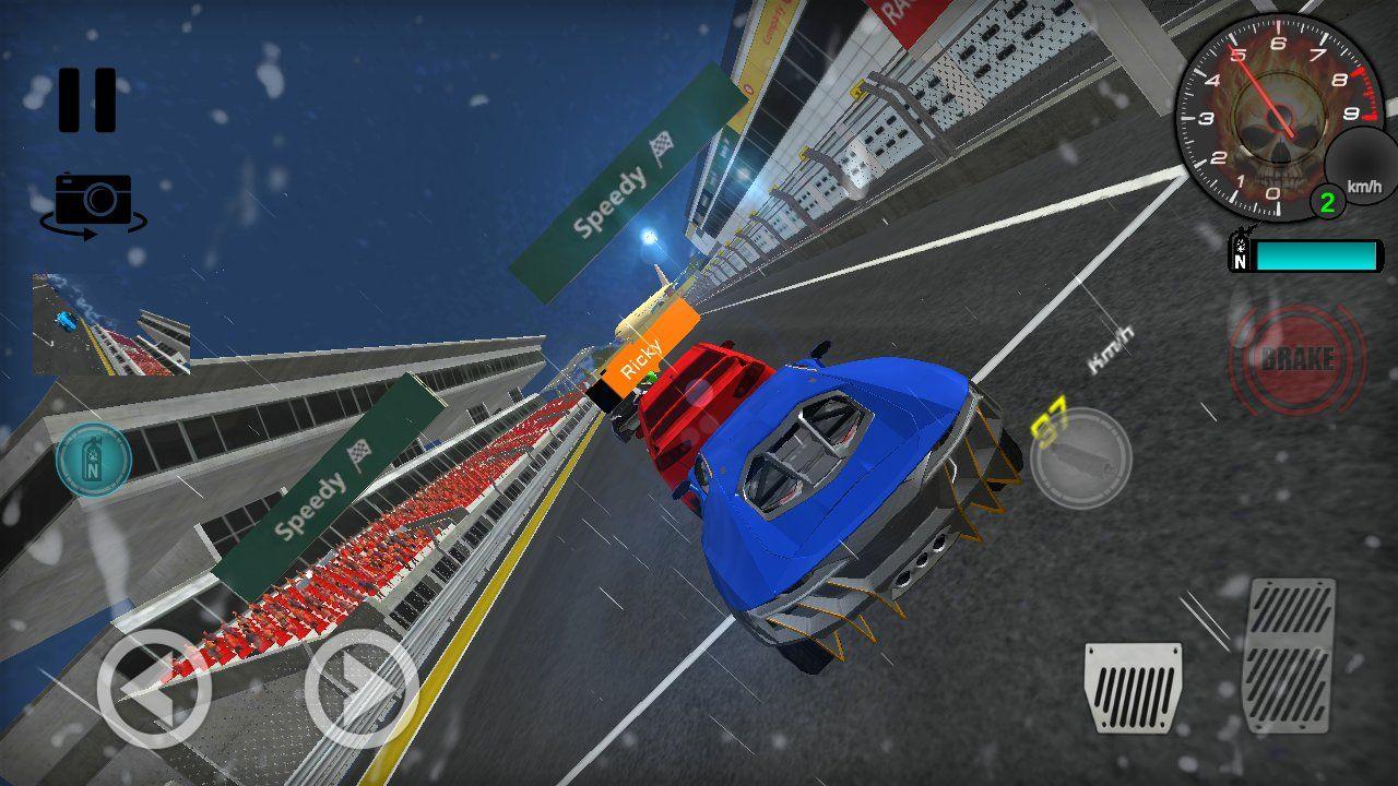 兰博基尼赛车模拟器游戏无限金币破解版下载图片4