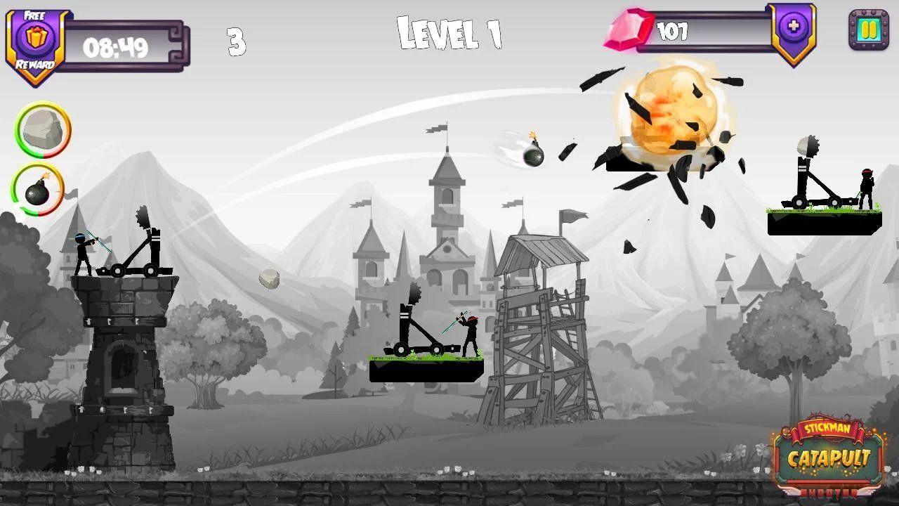 弹射射手游戏最新安卓版下载图片1
