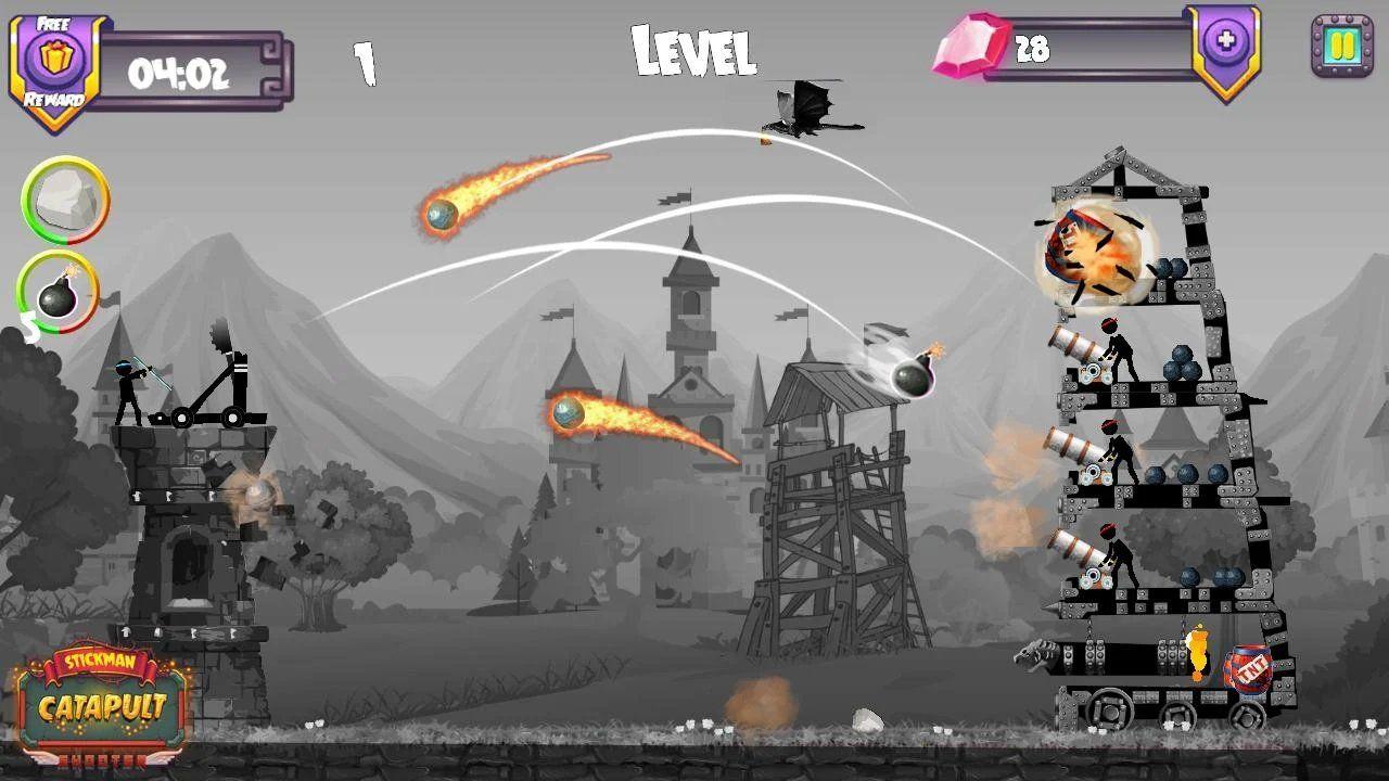 弹射射手游戏最新安卓版下载图片4