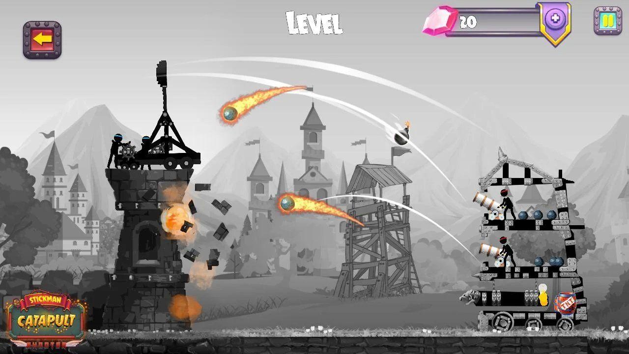 弹射射手游戏最新安卓版下载图片2