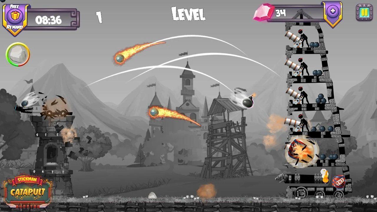 弹射射手游戏最新安卓版下载图片3