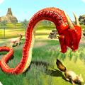 野生饥饿蟒蛇模拟器游戏中文破解版下载 v1.0