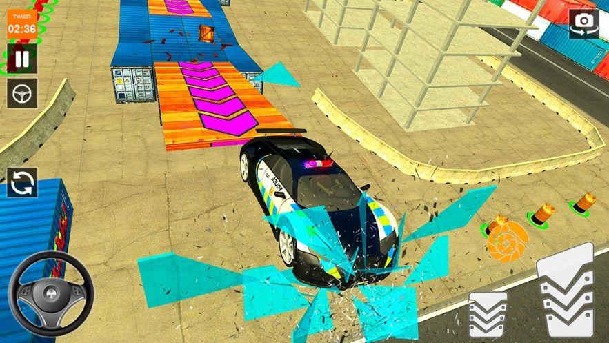 极端汽车崩溃游戏2019游戏安卓中文版下载图片2