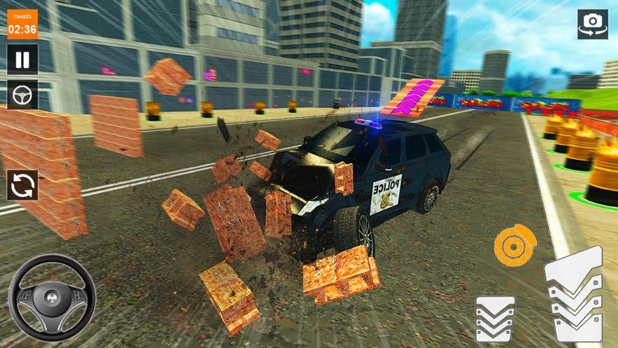 极端汽车崩溃游戏2019游戏安卓中文版下载图片1