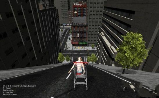疯狂购物车游戏手机版完整版下载图片1