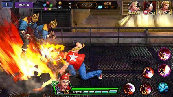 拳皇All Star游戲官方網站下載正版圖片1