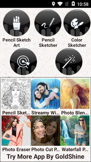 美女素描相机APP安卓版下载图片3