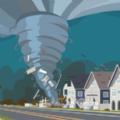 台风大乱斗游戏最新版下载(Tornado Hurricane io) v2