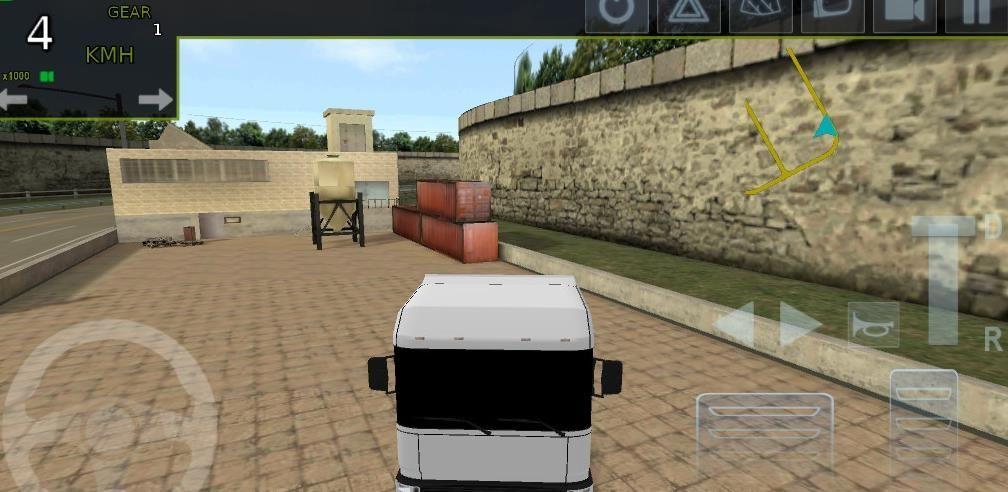 卡车驾驶模拟器2020无限金币破解版下载图片2