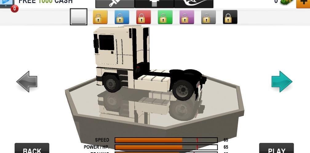 卡车驾驶模拟器2020无限金币破解版下载图片1
