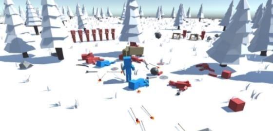 方块人模拟器游戏中文官方版下载图片1