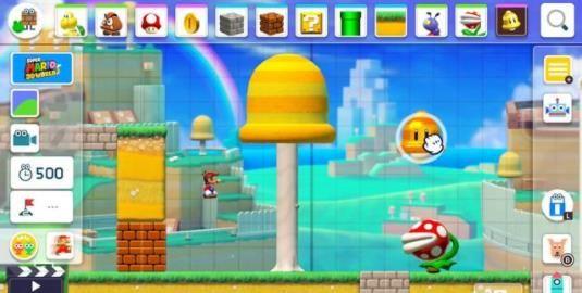超级马里奥制造2游戏安卓中文手机版图片2