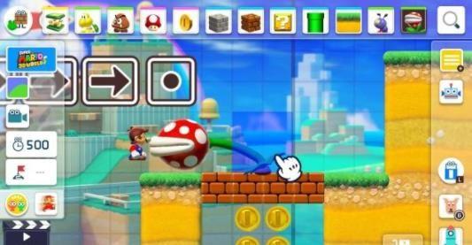 超级马里奥制造2游戏安卓中文手机版图片4