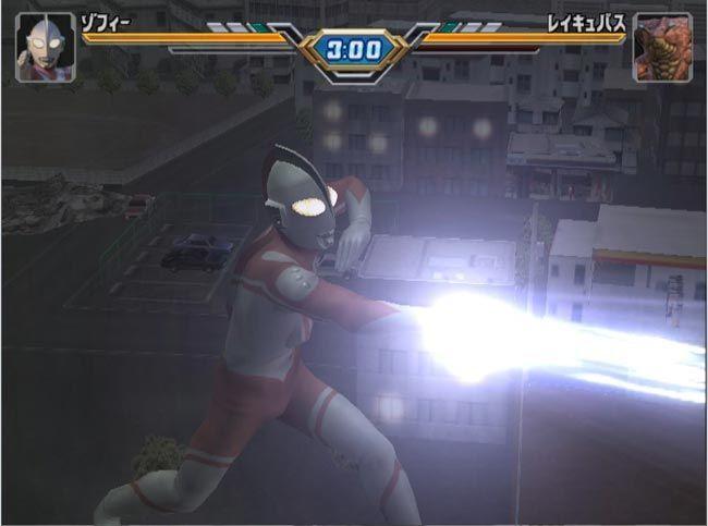捷德奥特曼融合格斗街机游戏手机版下载图片3