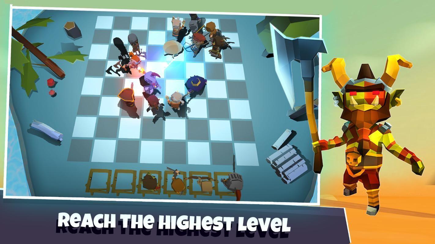 英雄自走棋游戏官方网站下载正式版(Heroes Auto Chess)图片4