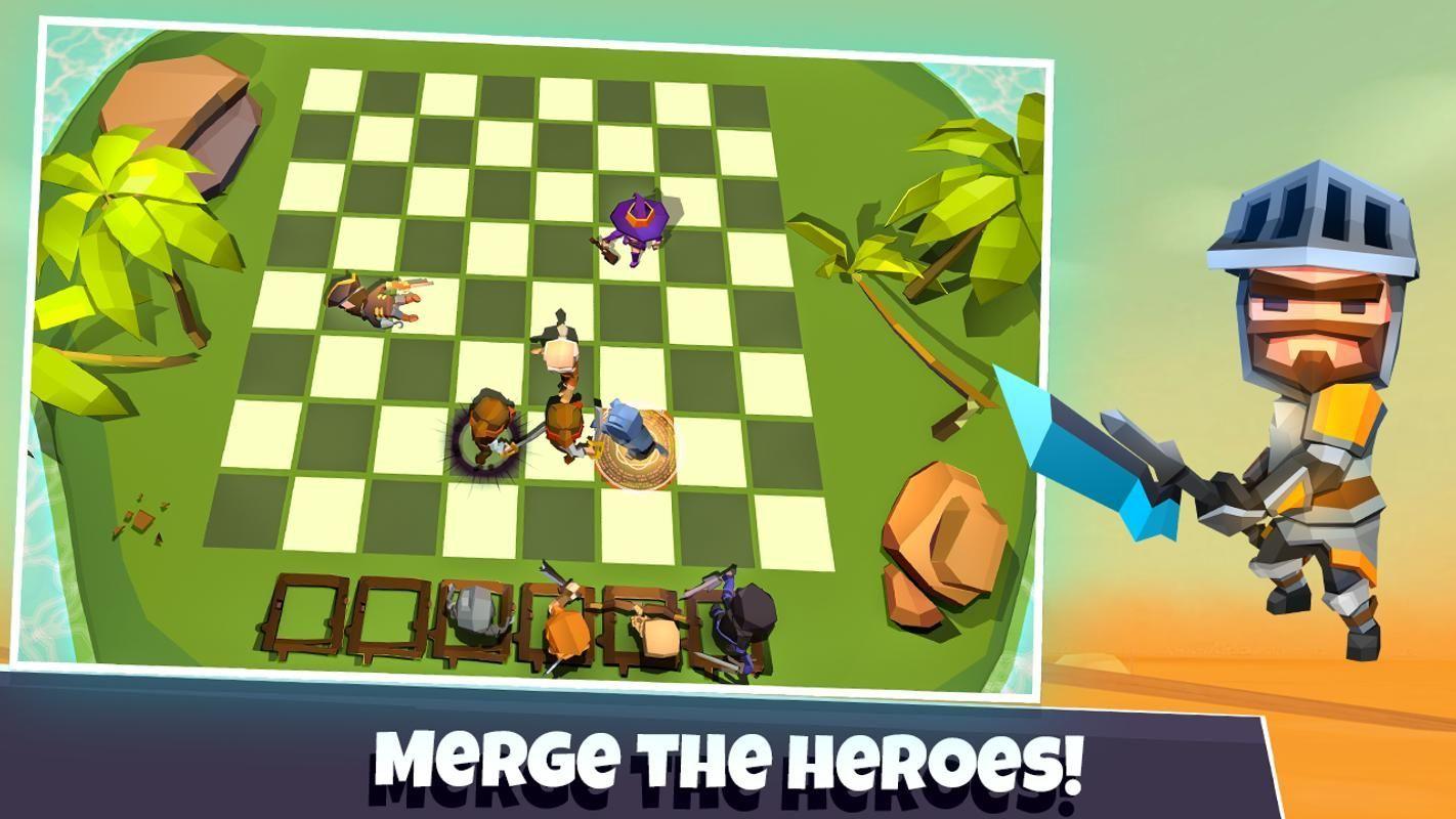 英雄自走棋游戏官方网站下载正式版(Heroes Auto Chess)图片3