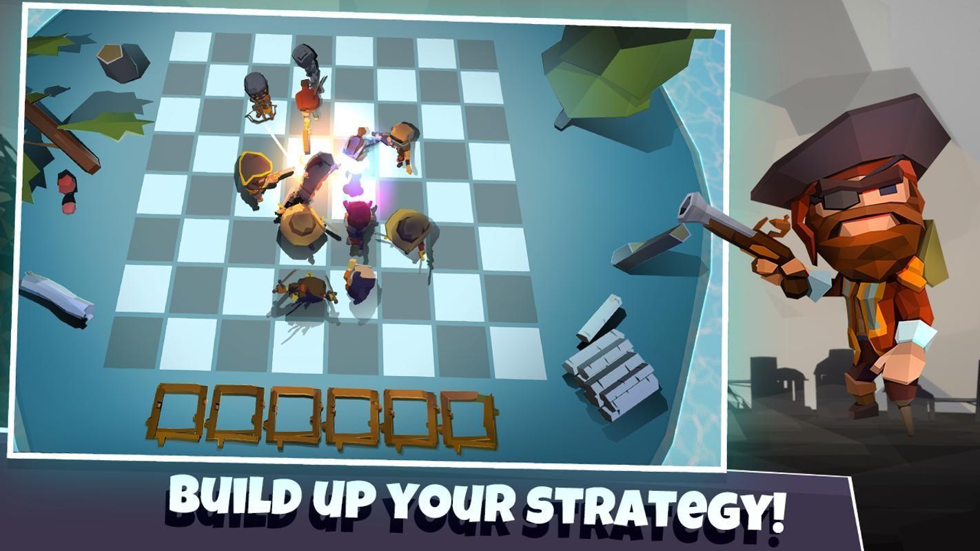 英雄自走棋游戏官方网站下载正式版(Heroes Auto Chess)图片1
