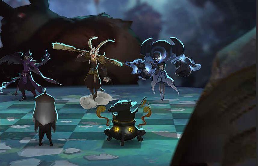 lol自走棋手机游戏官方网站下载正式版图片3