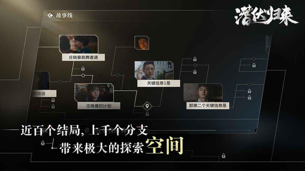 隐形守护者游戏演员结局解析版下载完整攻略版图片4