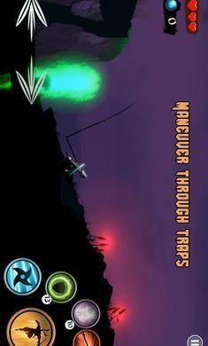 忍者逃脱黑暗统治游戏官方网站下载正式版图片2