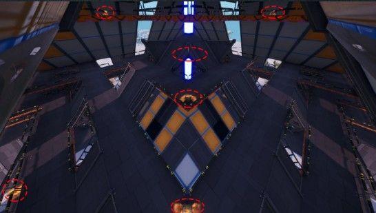 堡垒之夜巨型金字塔攻略:金字塔物资位置分布一览[视频][多图]图片2