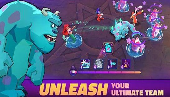 迪士尼巫师竞技场游戏官方网站下载安卓版图片3