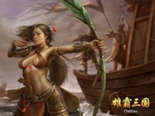 雄霸三国游戏最强阵容版下载商城版图片2