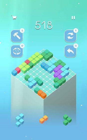 最强大脑色块谜踪游戏技巧手机版图片1