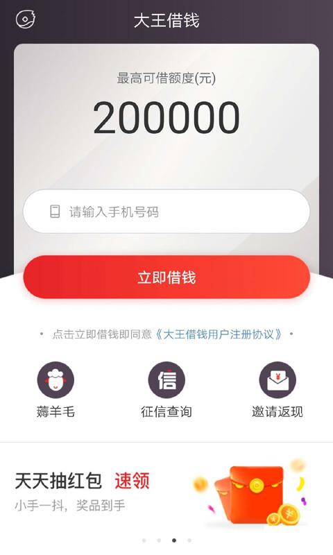 大王借钱安卓版app软件下载图片4
