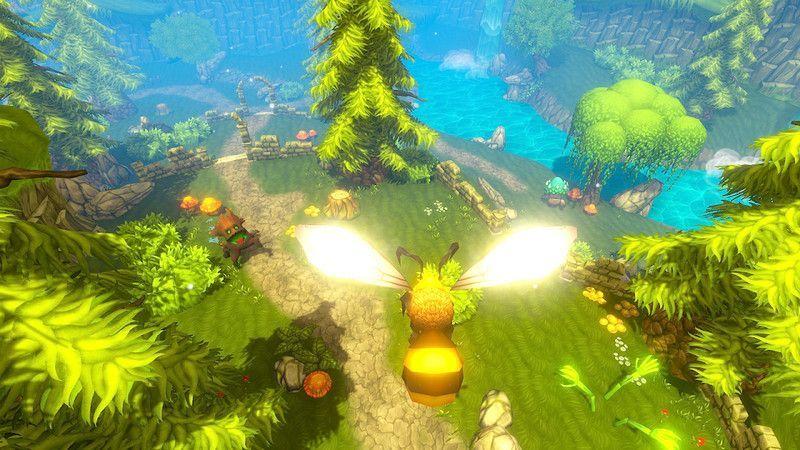 怪物蜜蜂模拟器游戏官方网站正式版图片2