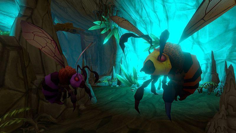 怪物蜜蜂模拟器游戏官方网站正式版图片3