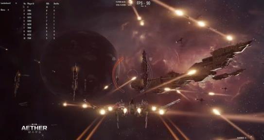 EVE Aether Wars手游官方网站下载安卓版(EVE以太战争)图片5