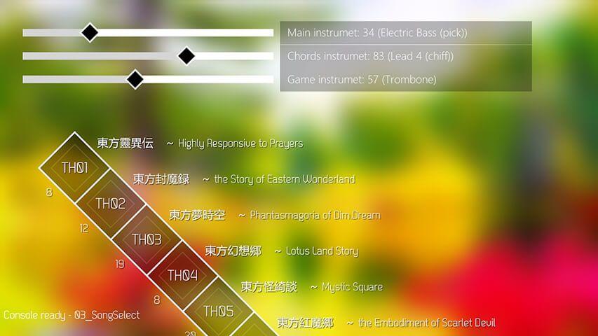 东方Project手游官方正版下载最新版(Touhou Mix)图片4
