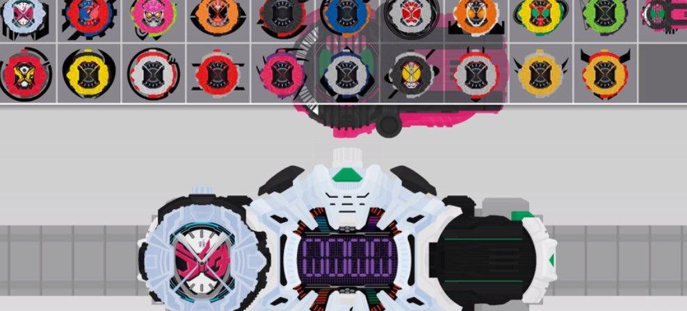 假面骑士时王模拟器安卓手机版游戏下载图片4