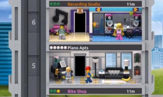 乐高大厦游戏官方网站下载安卓版(LEGO Tower)图片3