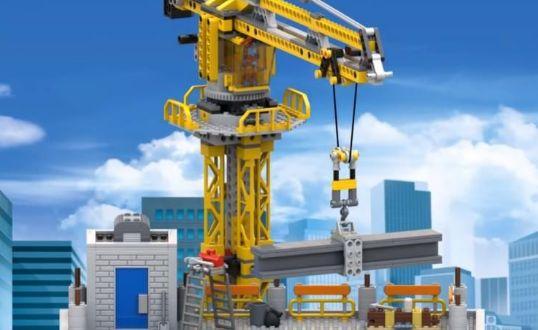 乐高大厦游戏官方网站下载安卓版(LEGO Tower)图片1