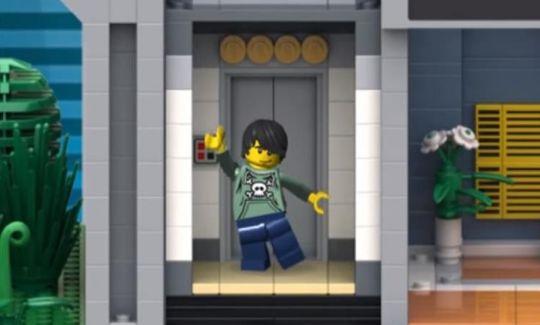 乐高大厦游戏官方网站下载安卓版(LEGO Tower)图片2