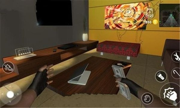 偷盗模拟器游戏中文手机版图片2